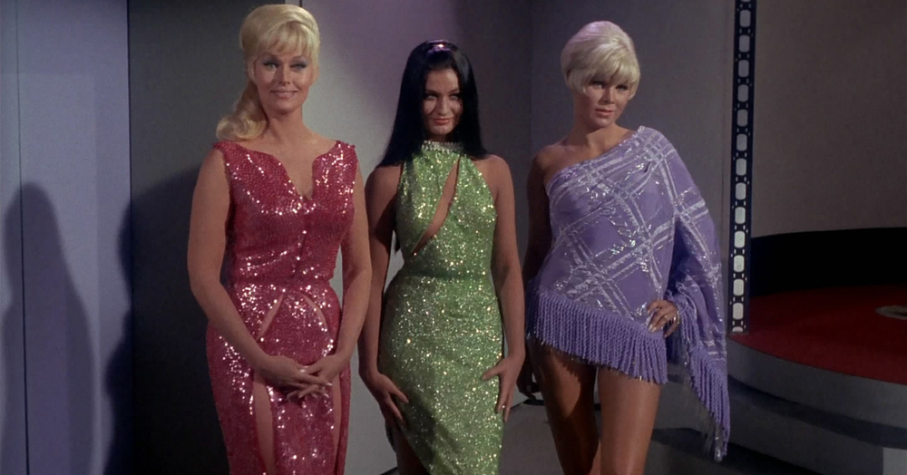 H Amp I 18 Fabulous Star Trek Costumes And Fashions From The