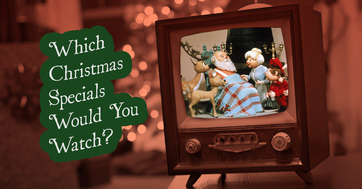 70s Christmas.Pick Which Christmas Specials Would You Watch In The 60s