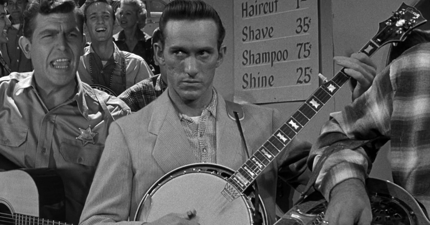 Billy Ray Latham, The Country Boys banjo player from 'The Andy Griffith Show'
