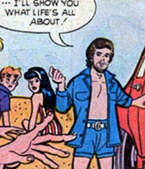 Think, that old archie and gang adult comics better