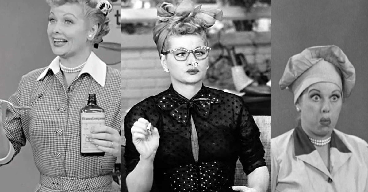 Watch I Love Lucy on the big screen when these 5 episodes ...