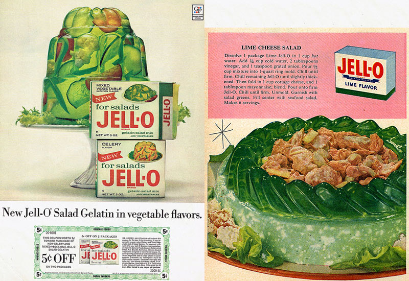 Fabulous Weird Food We Used To Make With Jell O During The Holidays Download Free Architecture Designs Pushbritishbridgeorg