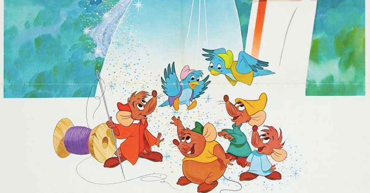 Can you guess the Disney movie from cute animals seen on the