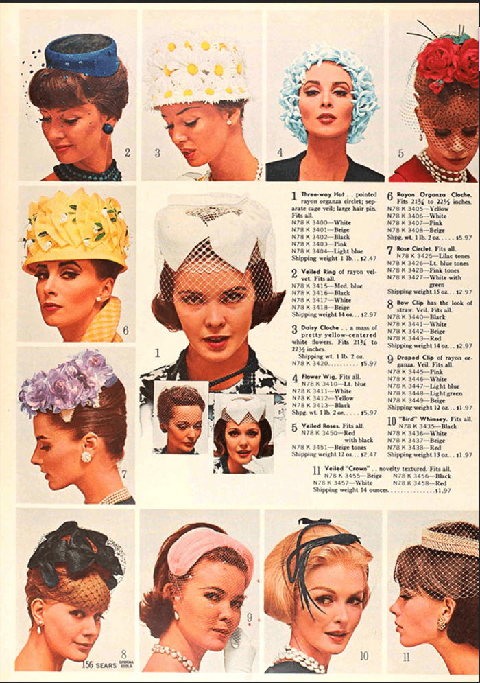 These colorful pages from old Sears catalogs will get you in the ... c1150506192