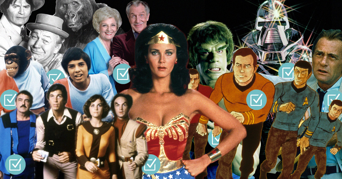 Survey: How many of these 1970s sci-fi TV shows have you seen?