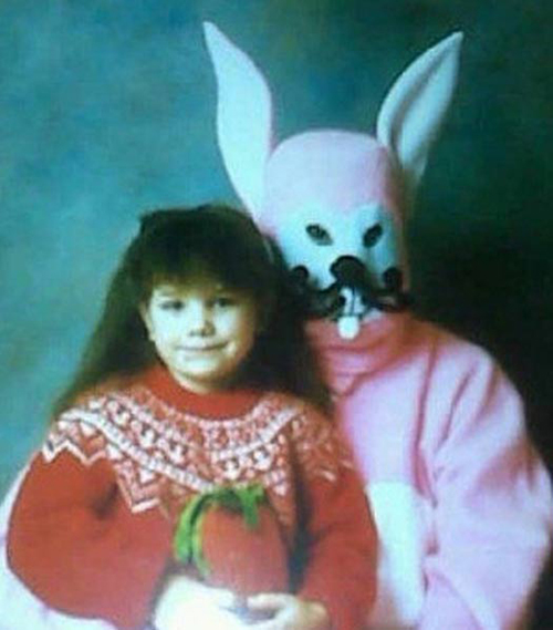 23 Creepy Vintage Easter Bunnies That Will Make You Laugh Until Cry