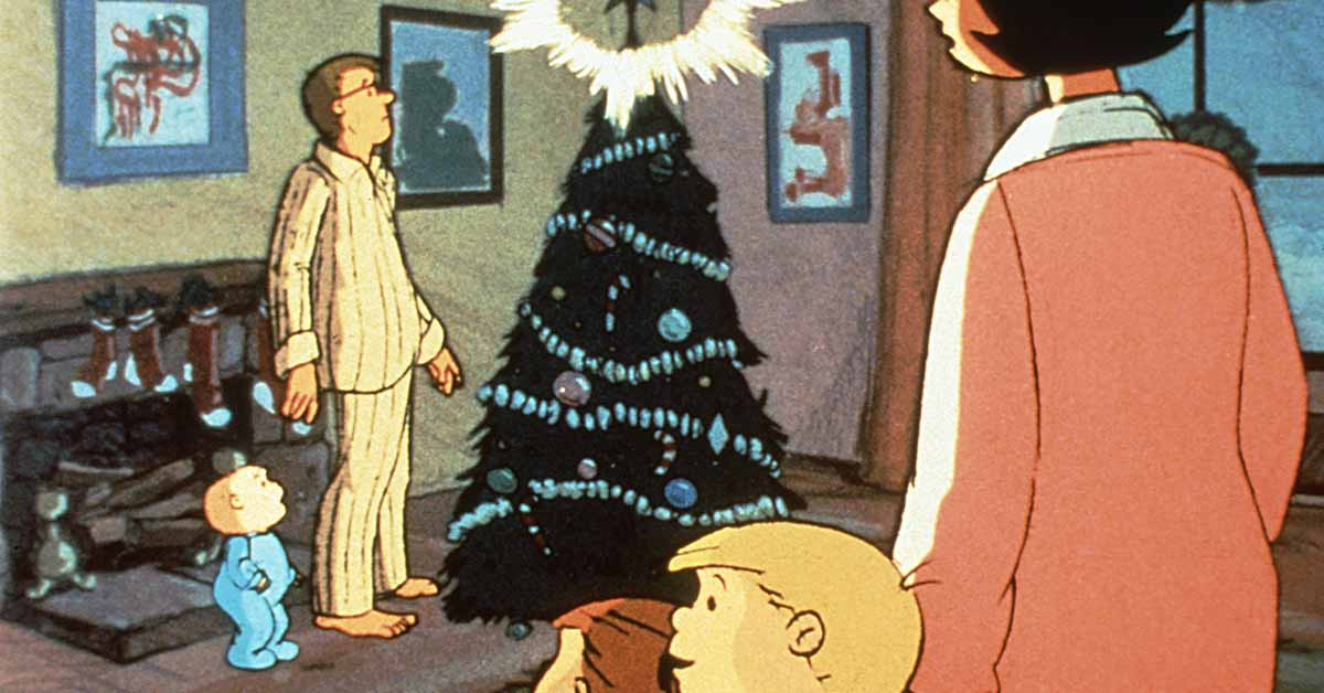 Hanna Barbera Christmas Dvd.9 Forgotten Cartoon Christmas Specials Of The 1970s
