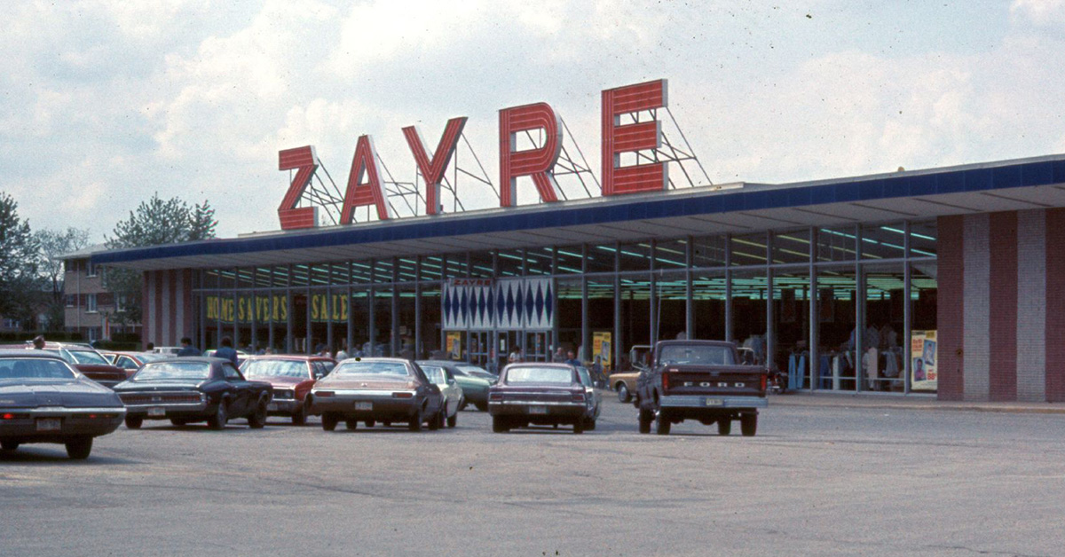 7 discount stores from back in the day you probably forgot existed