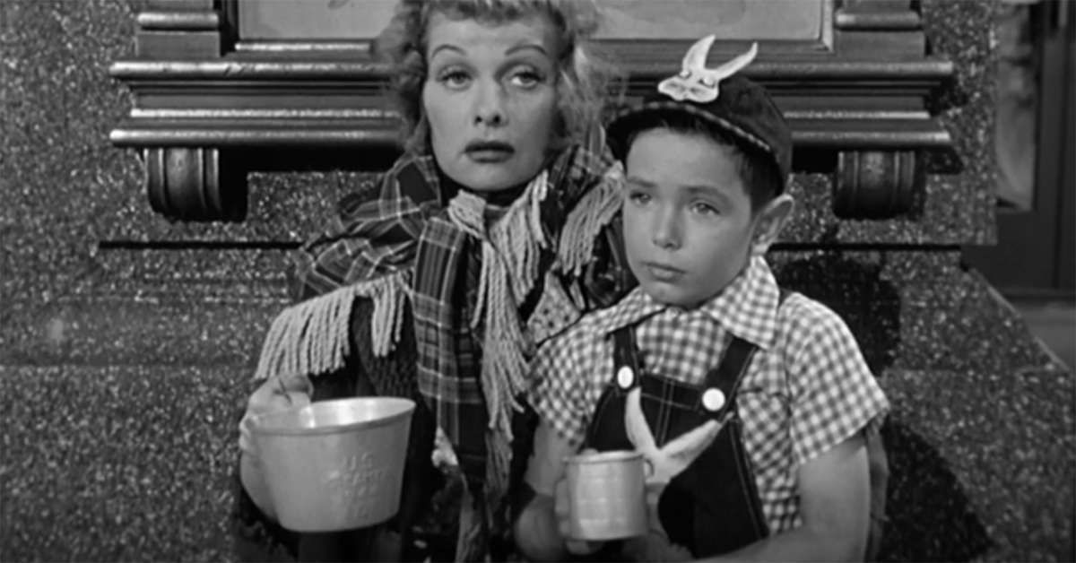 What Happened Next In These Classic 39 I Love Lucy 39 Scenes