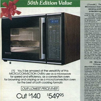 The 18 most Eighties things we found in the 1982 Sears catalog