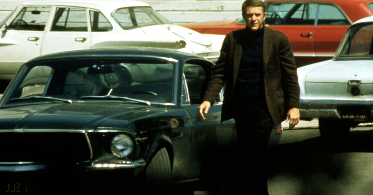 Steve McQueen\'s long lost, beloved Mustang was discovered last year ...