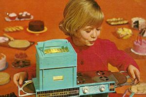 4. Easy-Bake Oven