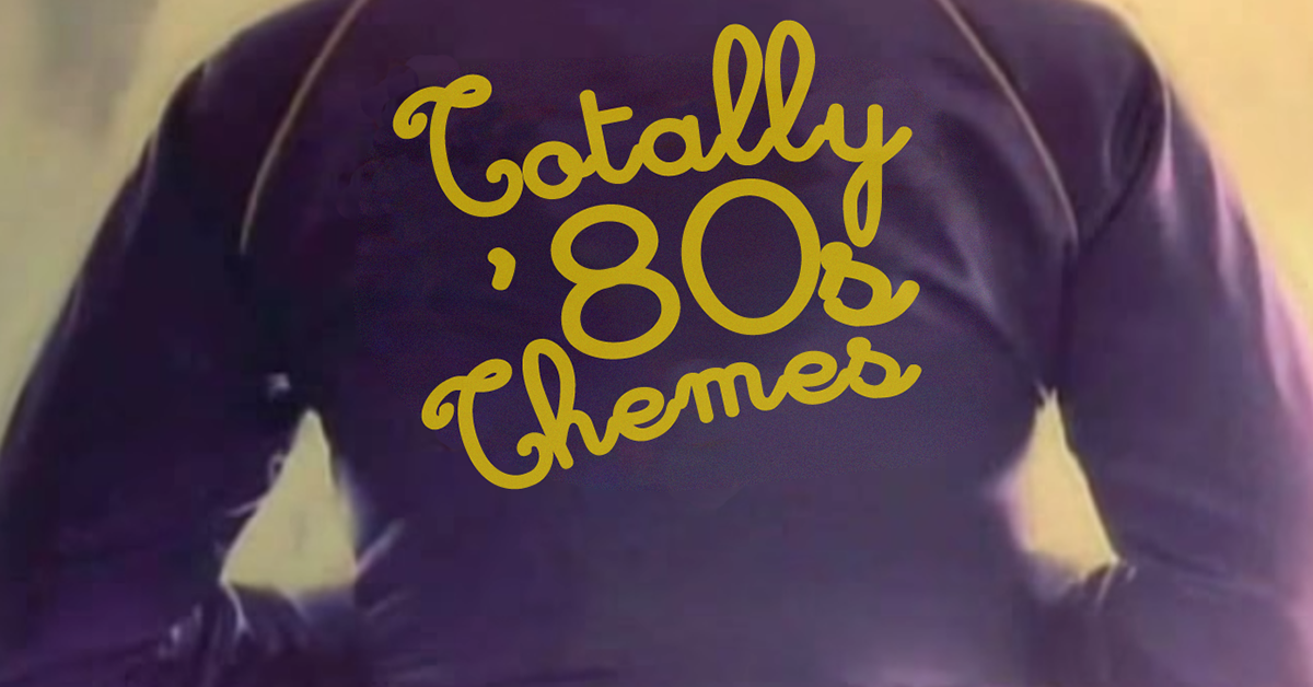 10 totally '80s forgotten theme songs from the early '80s