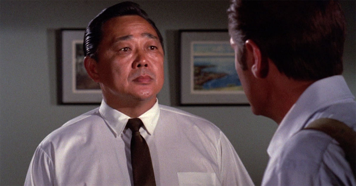 Can you name these characters from 'Hawaii Five-O'?