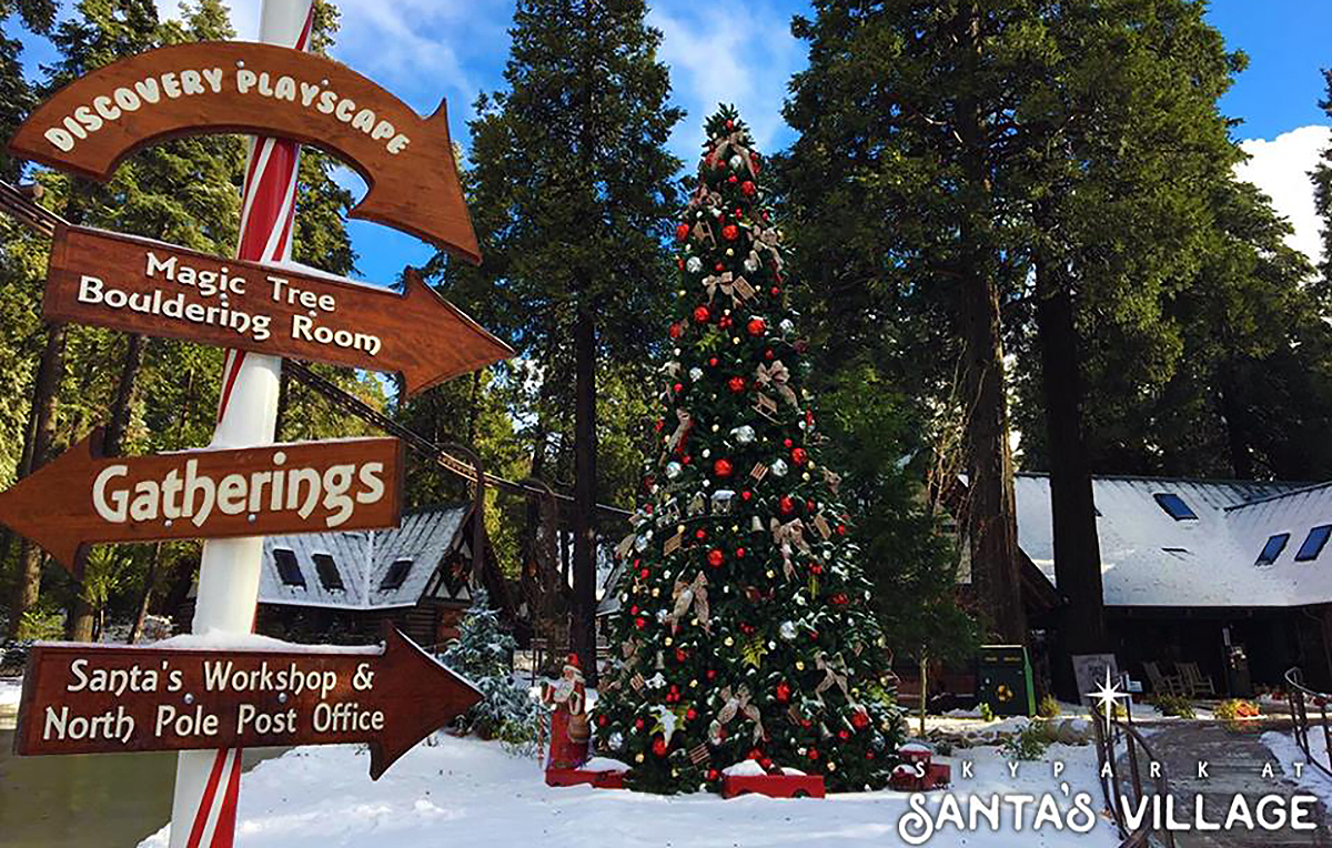 1950s-era Christmas theme park reopens after nearly two decades