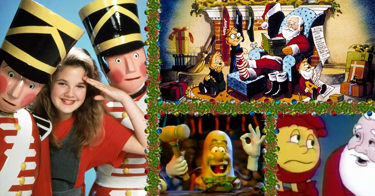 See If You Remember These 10 Christmas Specials From The 1980s