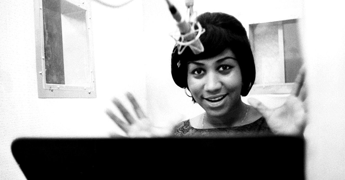 Aretha Franklin, the Queen of Soul whose hits soundtracked our lives