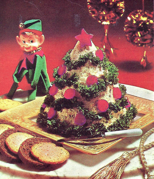 These bizarre vintage holiday recipes are best left to the ...
