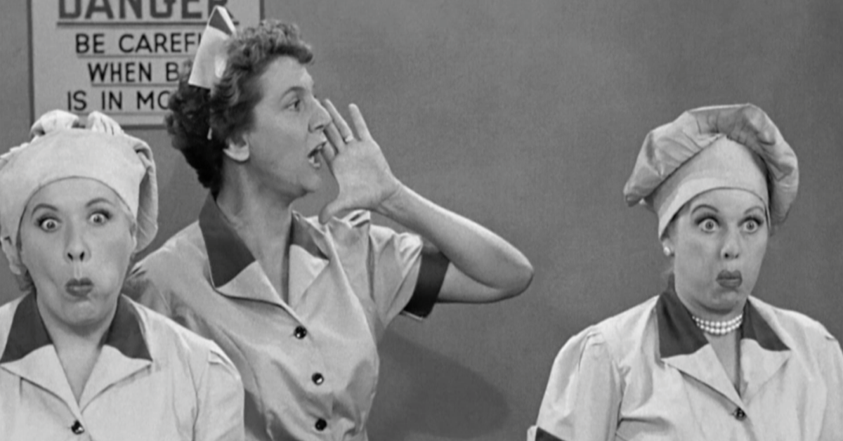 Name Of Chocolate Factory In I Love Lucy