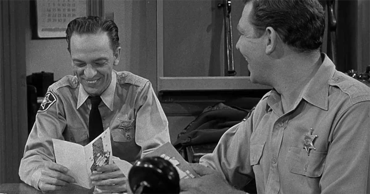 How Well Do You Remember The Andy Griffith Show Episode Christmas