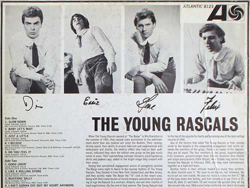 6 rock bands huge in the '60s but largely forgotten today