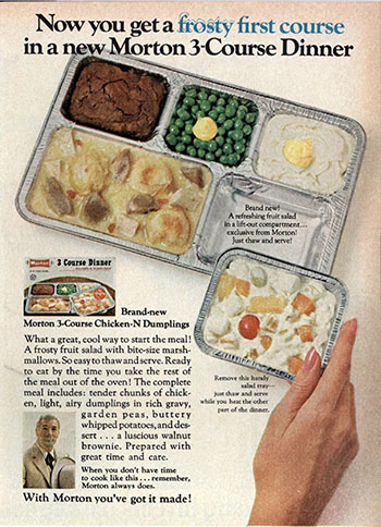 These 8 Vintage Frozen TV Dinners Look Strange And Unhealthy And ...