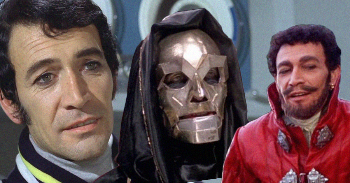Peter Wyngarde, British actor who appeared in 'The Prisoner,' 'Flash Gordon' and a Lucy special