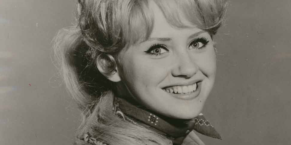 Melody Patterson of 'F...F Troop Star Melody Patterson