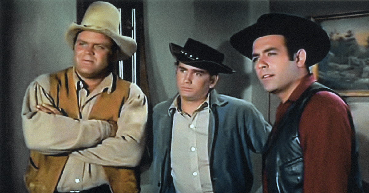 78f59ceef3c 11 solid gold facts about 'Bonanza'