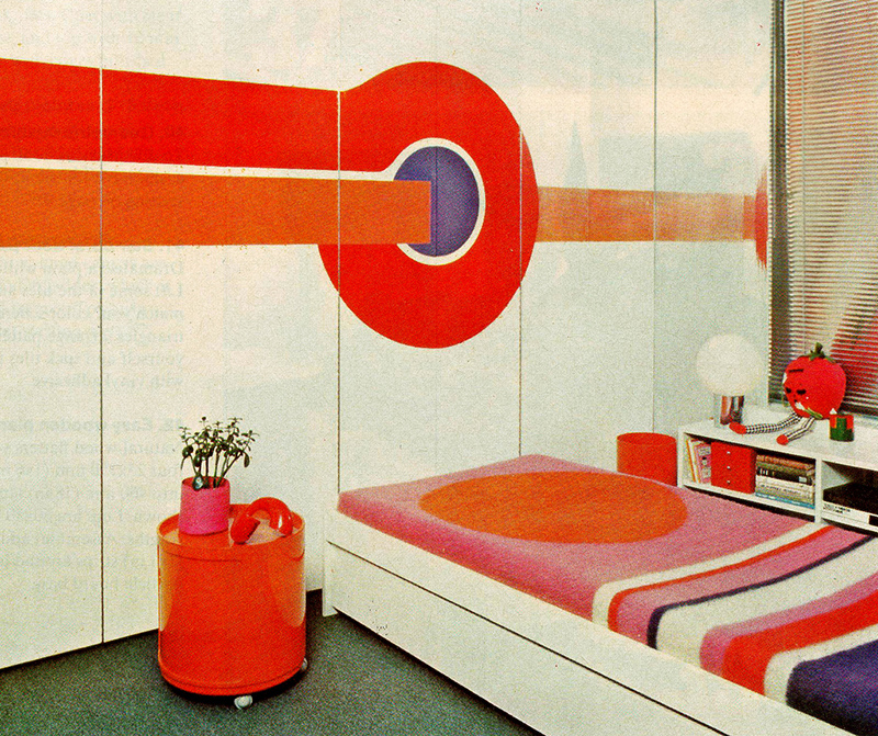 these zany interior design pictures prove that no decade ForArredamento Vintage Anni 70