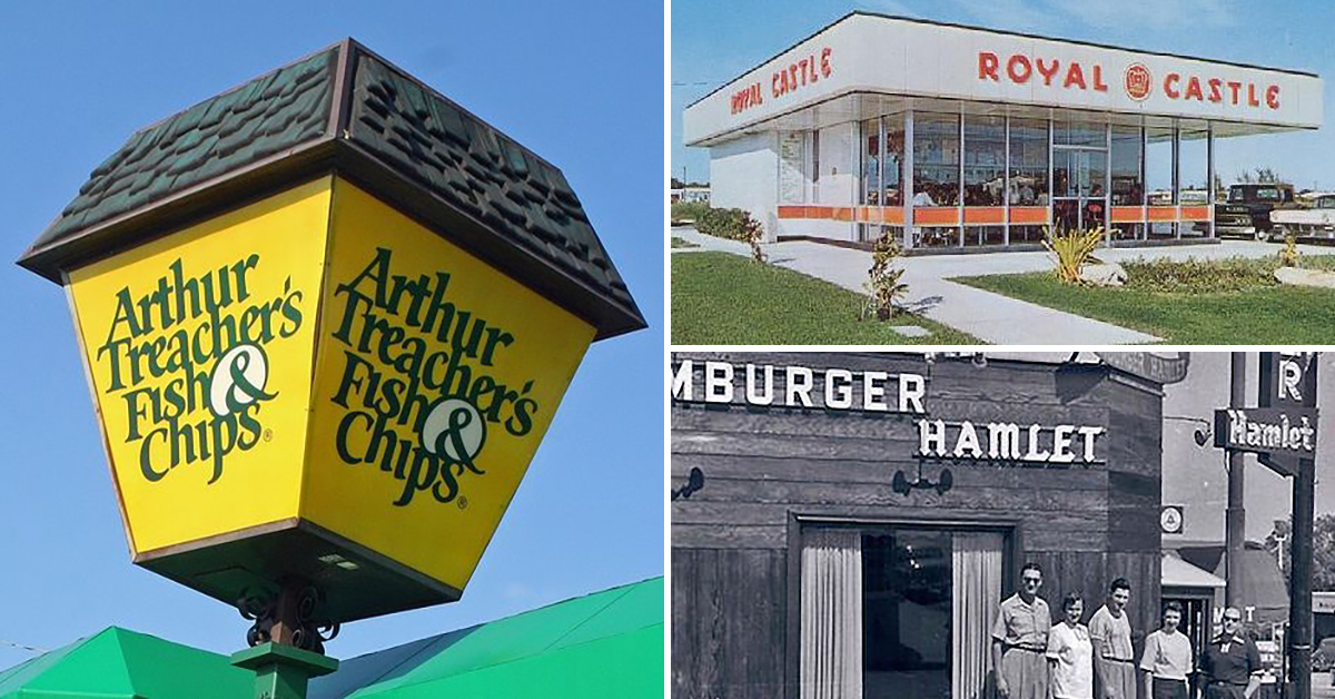 Big Boy Fast Food Restaurants