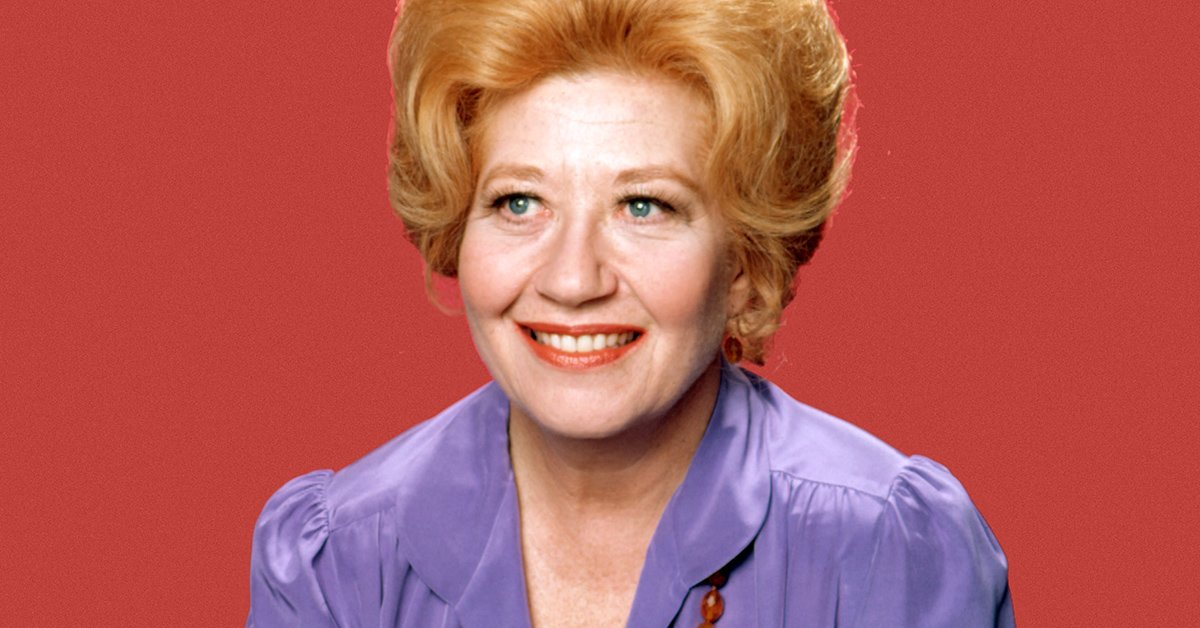 Charlotte Rae, Mrs. Garrett of 'The Facts of Life'