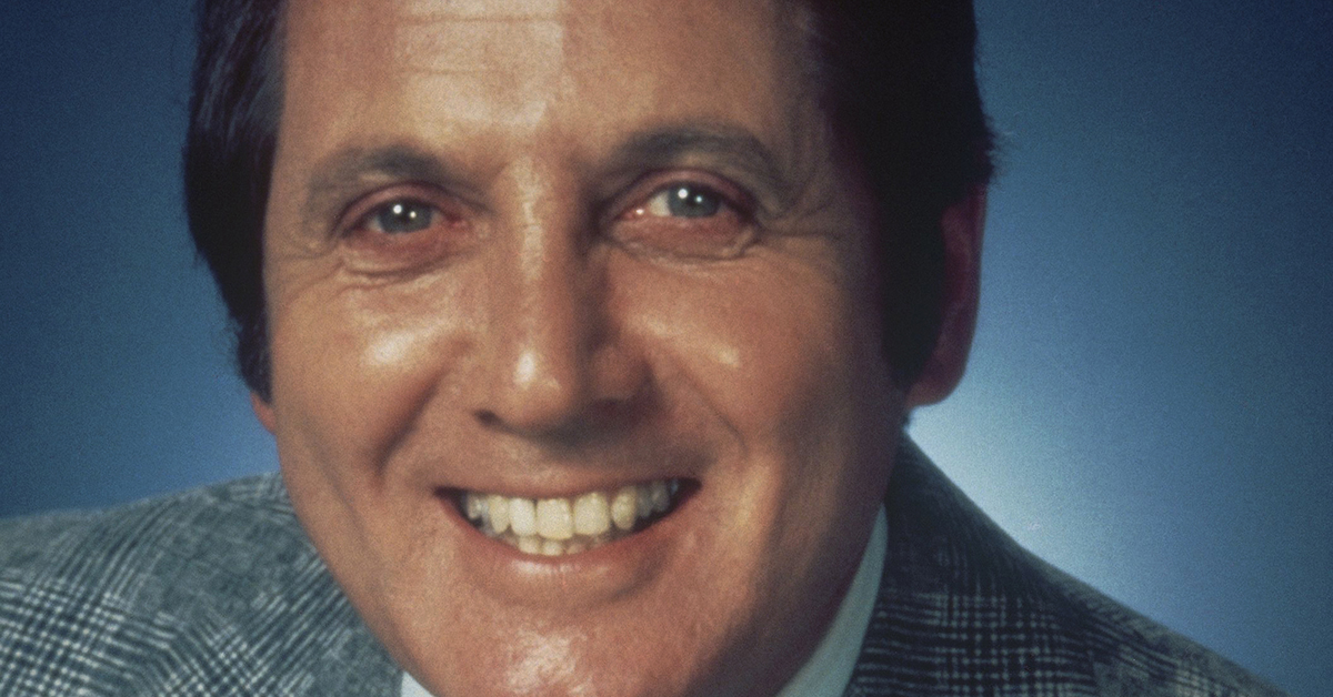 Monty Hall of 'Let's Make a Deal'