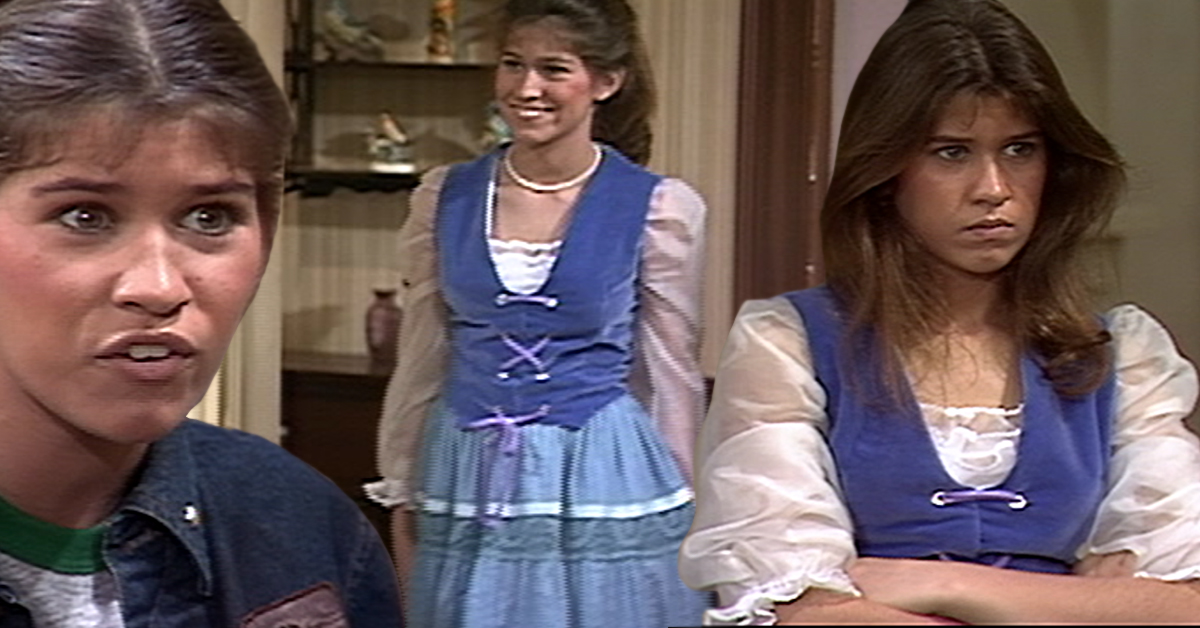 This is how Nancy McKeon says Jo would react to the actress