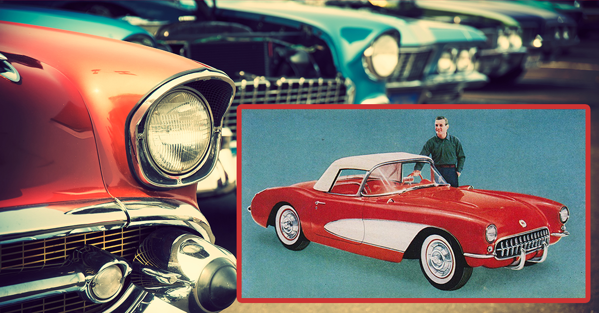 Only people obsessed with 1950s cars can get 8/10 on this quiz
