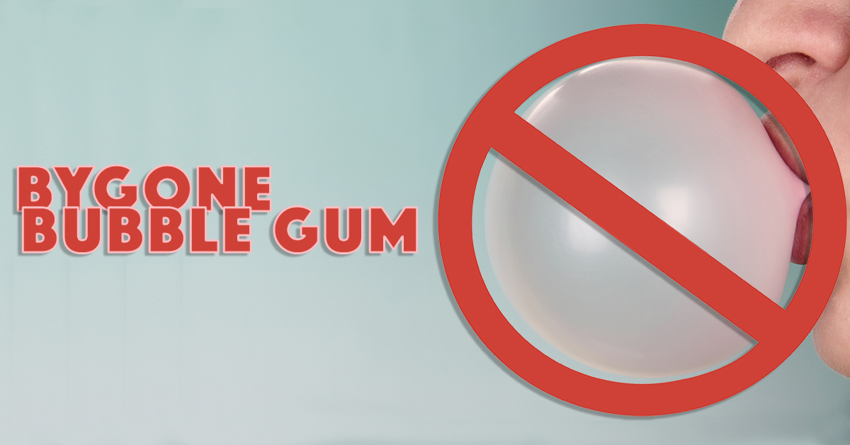 10 bubble gums you will never chew again