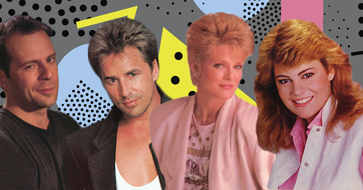 8 TV Stars From The 1980s Who Recorded One Hit Wonder Pop Songs